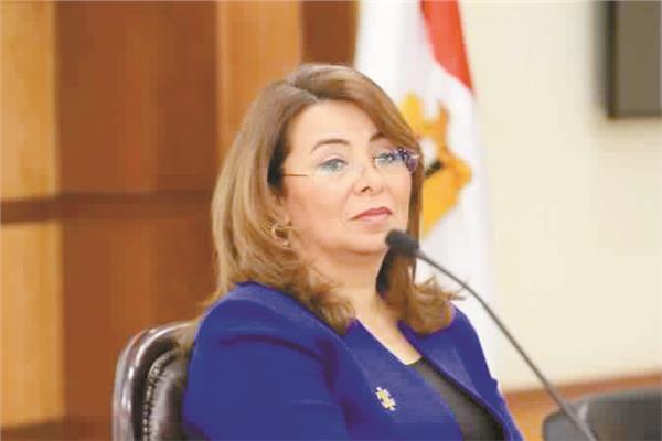 د. غادة والى - وزيرة التضامن الاجتماعى