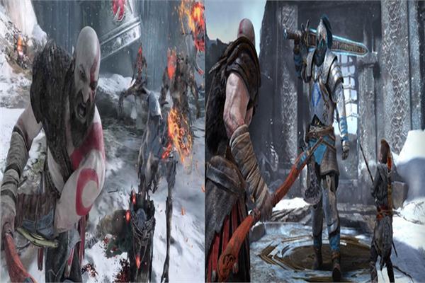 لعبةGod of War