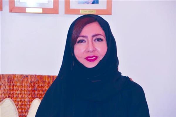 الكاتبة السعودية أميمة الخميس