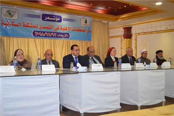 مقرر المجلس القومي للسكان د.عمرو حسن،