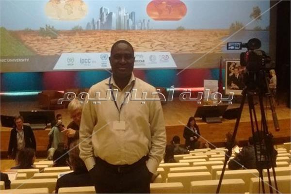 أحد الشباب المستثمرين Bola Adedugbe