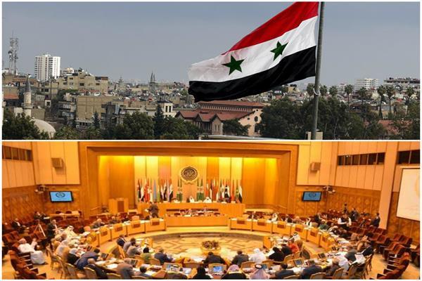 جلسة للبرلمان العربي