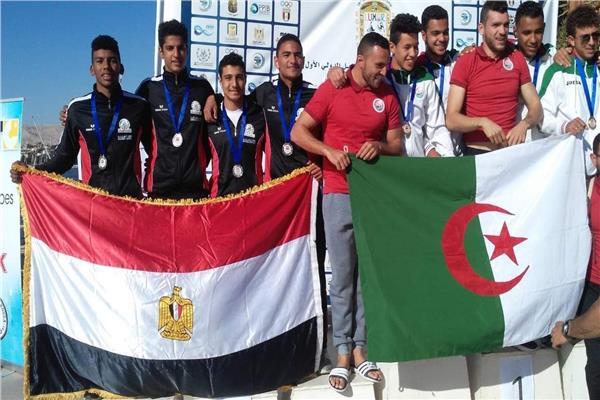 تفوق مصري في منافسات اليوم الأول بسباق النيل الدولي للكانوي والكياك