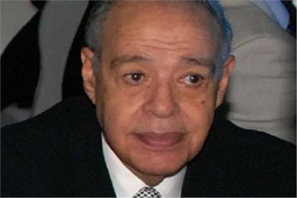 الكاتب الصحفي الراحل إبراهيم سعده