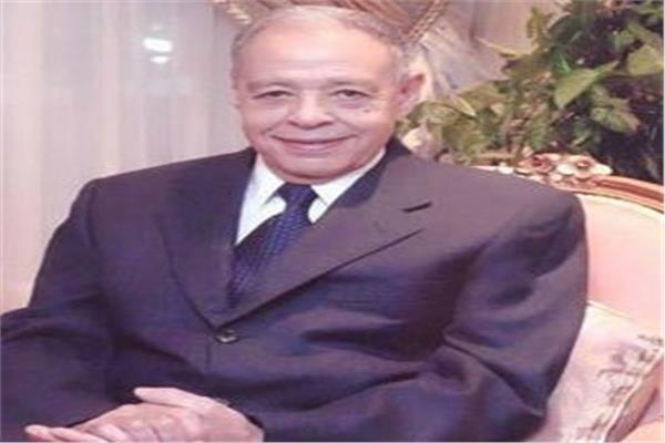 الكاتب الصحفي الراحل إبراهيم سعدة