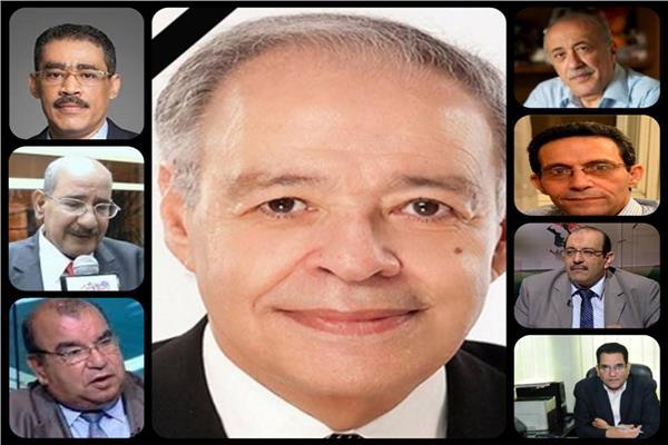 تلاميذ إبراهيم سعدة: وداعًا «برنس» الصحافة المصرية