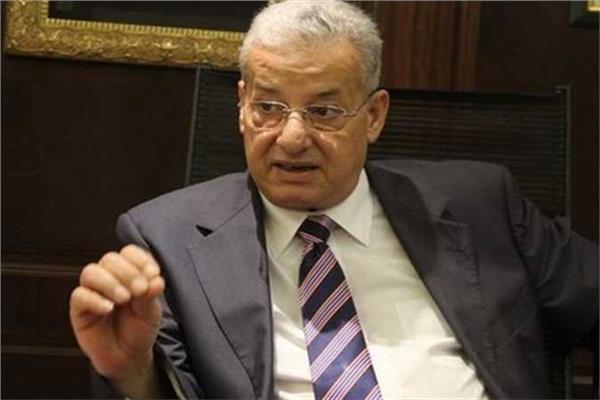 المهندس محسن صلاح رئيس  شركة المقاولون العرب