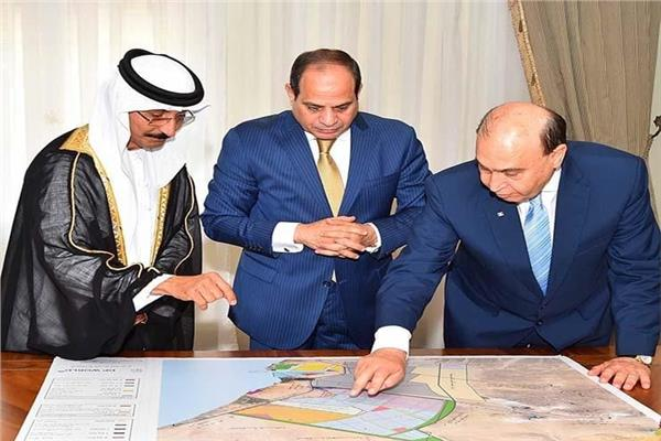 الفريق مهاب مميش: توقيع اتفاقية الشراكة لإنشاء شركة السخنة العالمية مع موانئ دبي قريباً