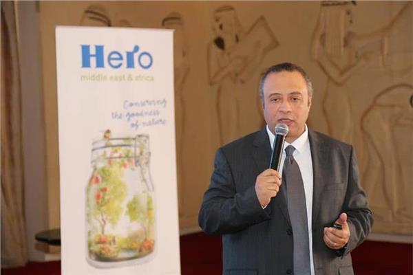 محمود بزانالرئيس الإقليمي لأحدي الشركات العالمية