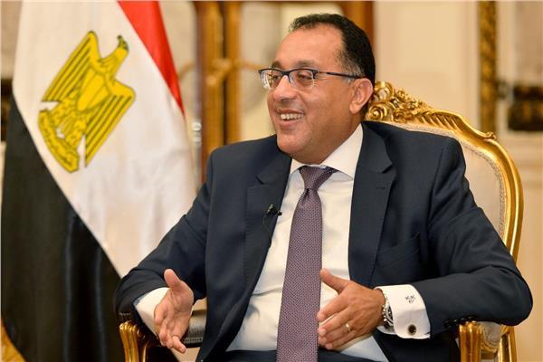 د.مصطفى مدبولي رئيس الوزراء