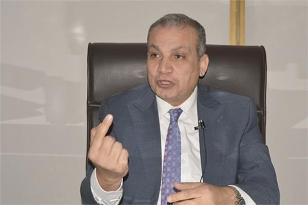 خالد صديق رئيس صندوق تطوير العشوائيات