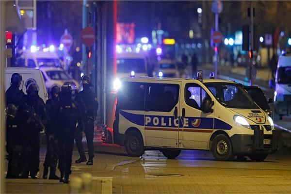 الهجوم الإرهابي في ستراسبورج