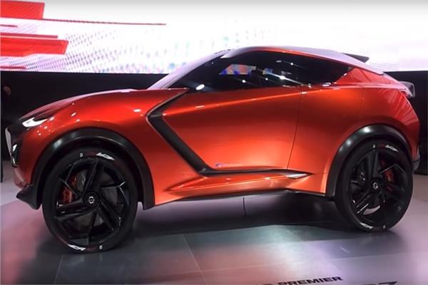 سيارة «Juke» الكروس الجديدة