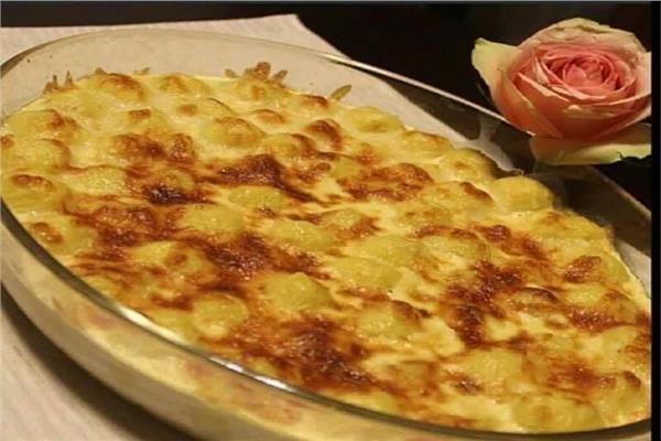 صينية كرات البطاطا