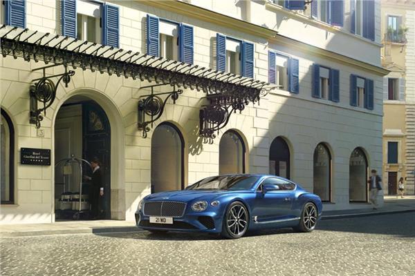 سيارة Bentley Continental GT