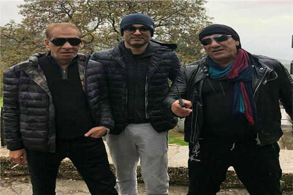 محمد لطفي وعمرو سعد والسبكي