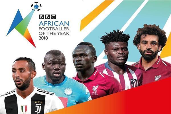 محمد صلاح على رأس المرشحين لحصد جائزة BBC للأفضل أفريقيًا 2018