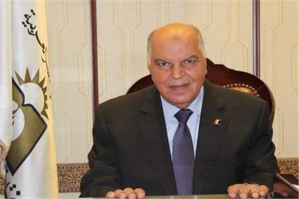 خلف الزناتي - نقيب المعلمين ورئيس اتحاد المعلمين العرب