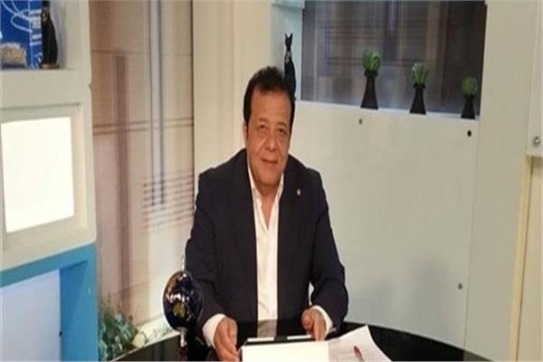 الدكتور عاطف عبد اللطيف عضو جمعيتي مستثمري مرسى جنوب سينا