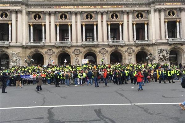 آخر صيحات احتجاجات «السترات الصفراء»