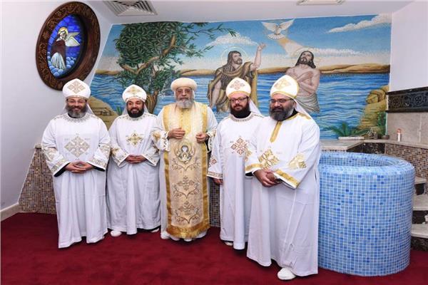 قداسة البابا تواضروس الثاني