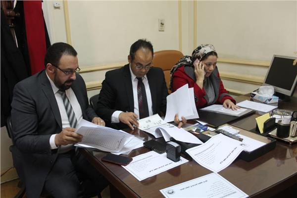 لجنة تلقي طلبات الترشح لانتخابات نقابة الصيادلة