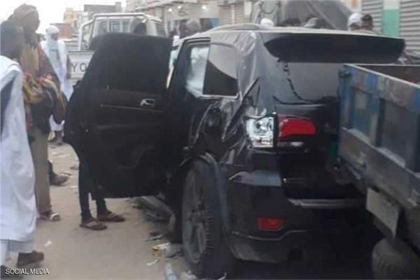 مصرع حفيدة رئيس موريتانيا في حادث أليم