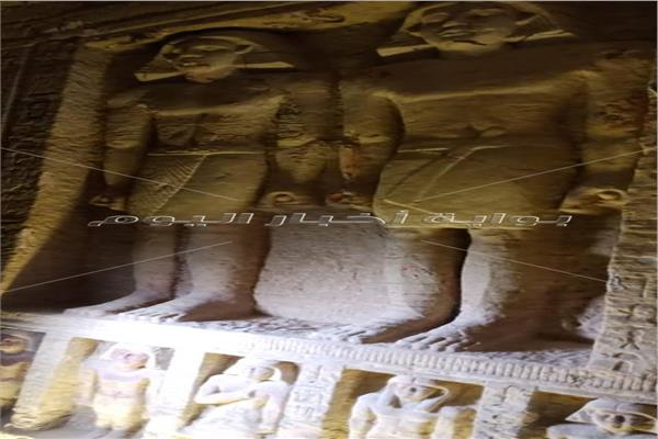 مقبرة «مفتش القصر الإلهي»
