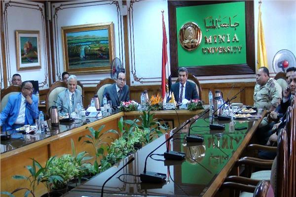 جامعة المنيا ضمن أفضل 500 جامعة بالعالم فى العلوم الصيدلية