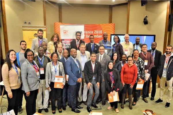 معرض التجارة البينية الافريقية