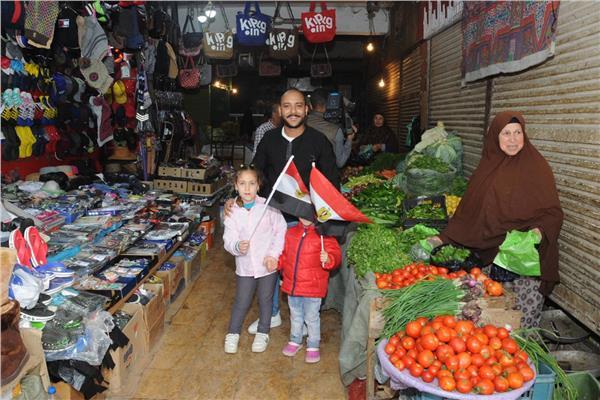 الحياة تعود إلى طبيعتها إلى مدن شمال سيناء