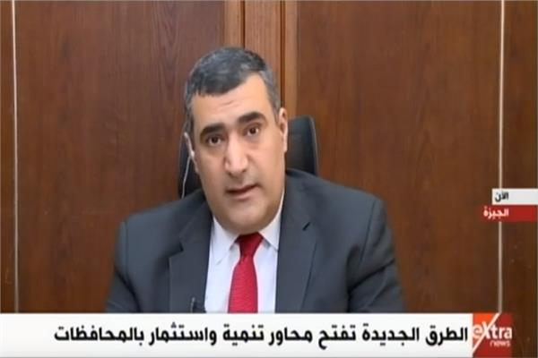الدكتور سيد تاج الدين عميد كلية الهندسة كلية القاهرة