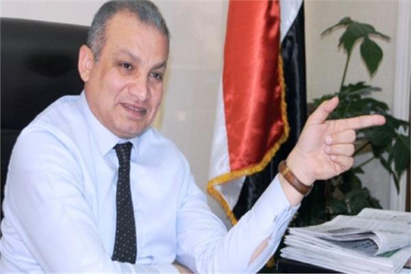رئيس صندوق تطوير المناطق العشوائية المهندس خالد صديق