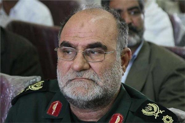 الجنرال قدرة الله منصوري