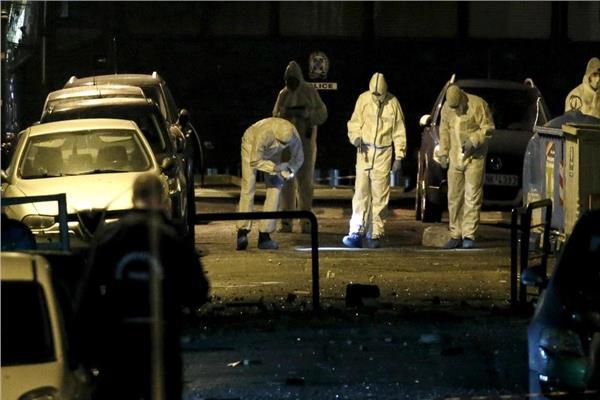انفجار قرب محطة «سكاي تي في» اليونانية دون وقوع إصابات