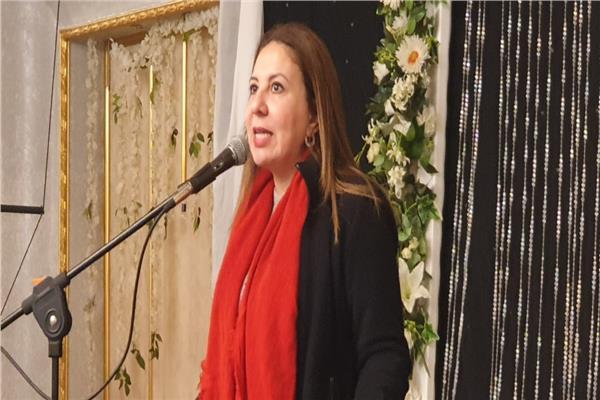 غادة لبيب نائب وزيرة التخطيط للإصلاح الإداري