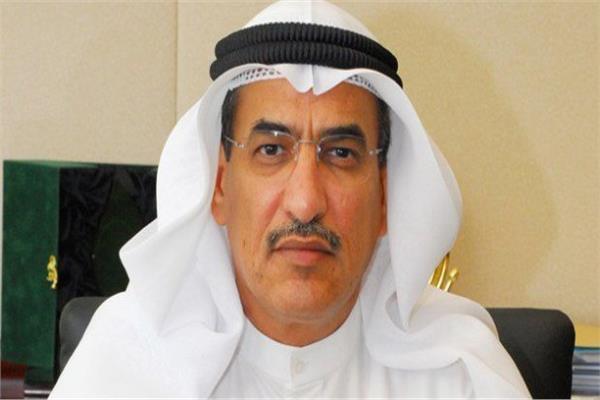 وزير النفط وزير الكهرباء والماء الكويتي بخيت الرشيدي