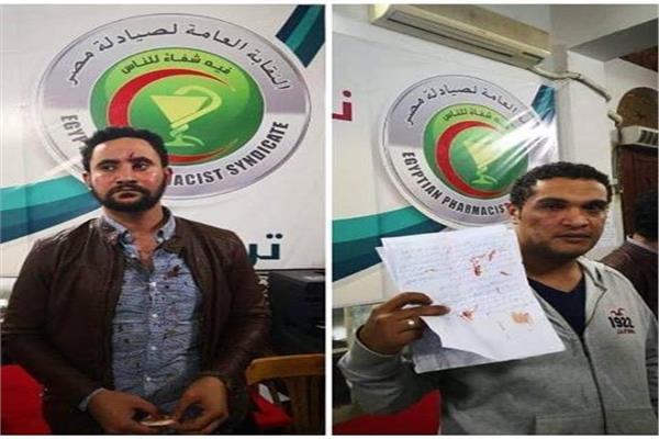 الاعتداء على ٣ صحفيين خلال تغطية أعمال الترشح لانتخابات الصيادلة