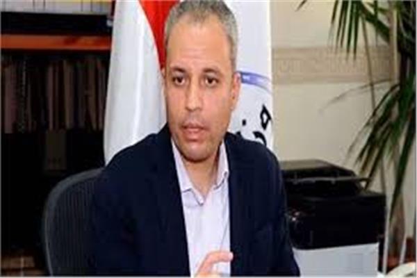 الدكتور عمرو شعت، نائب وزير النقل