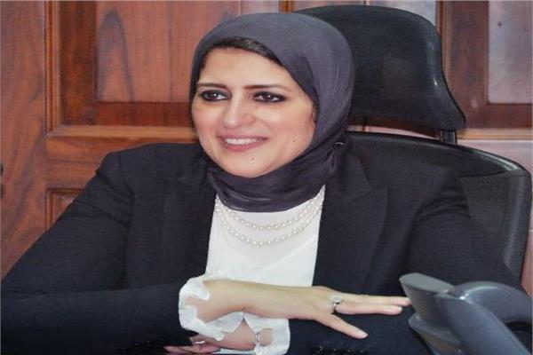 د. هالة زايد - وزيرة الصحة والسكان