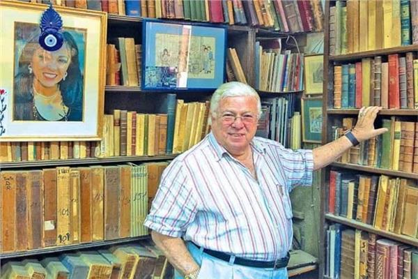 مكتبة الراحل حسن كامي