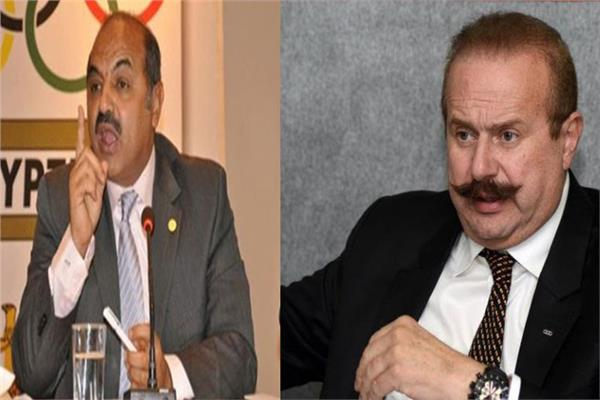 هشام حطب وخالد زين