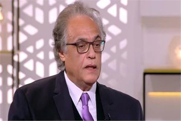 الدكتور مجدى خالد، المدير السابق لصندوق السكان بالأمم المتحدة بالقاهرة