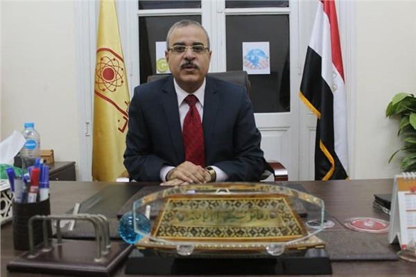 الدكتور ياسر جاد الله عميد المعهد القومي للملكية الفكرية