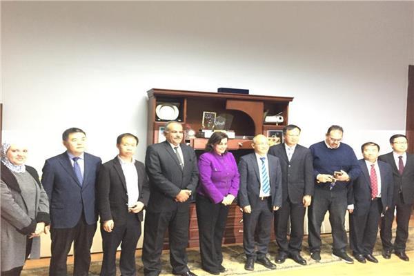 منى محرز: آفاق واعدة في تعاون مصر والصين بالعلوم والتكنولوجيا الزراعية