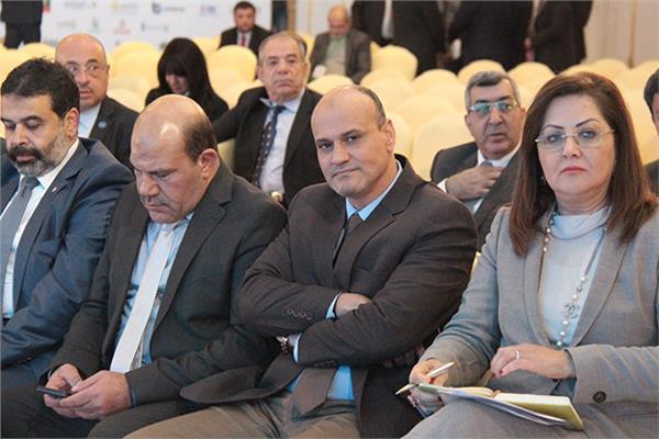 الجلسة الختامية لمؤتمر أخبار اليوم الاقتصادي الخامس
