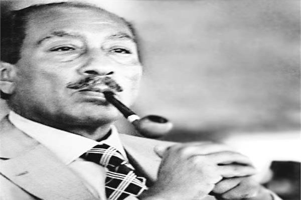 الزعيم محمد أنور السادات