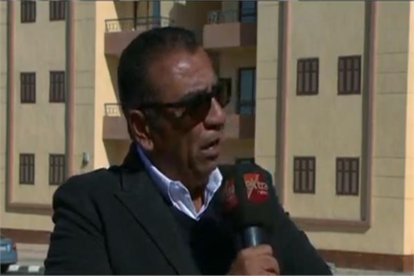 مجدي يوسف- رئيس جهاز مدينة 6 أكتوبر الجديدة