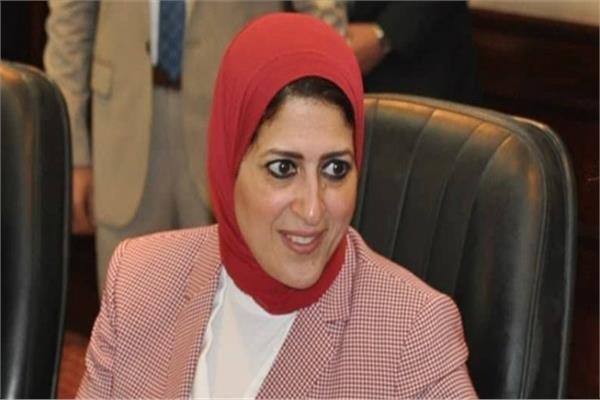 د. هالة زايد- وزيرة الصحة