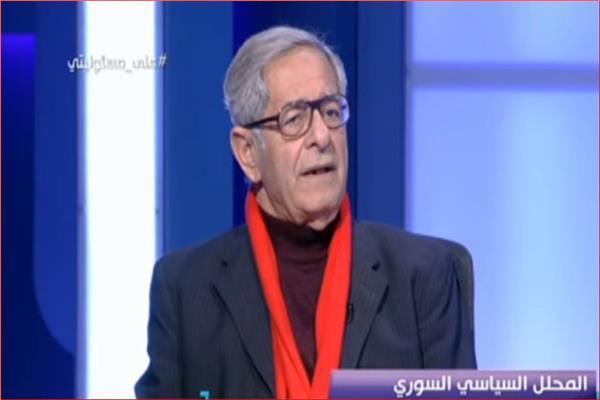 الدكتور نادر عكو، المحلل السياسي السوري